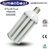 AC100-277V 60W LED Outdoor Road Lamp con ETL Listed