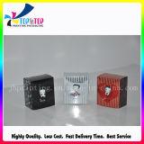 Qualitäts-faltbarer flacher Kasten-Papier-Zerstampfung-Verschluss-unteres Verpacken