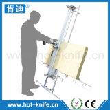 Mineralwolle-Ausschnitt-Maschine mit drahtlosem sah