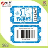 180g Barcode Redemption Ticket для Game Machines