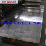 Лист гальванизированный высоким качеством стальной