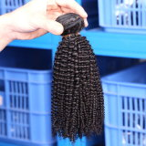 Kanekalon Fiber Synthetic Kinky Afro Cheveux Marley Braid Brazilian Hair Afro Kinky Curly in Bulk