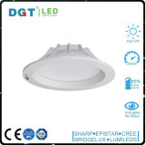 4 vertiefte Decke des Zoll-Aluminiumgehäuse-LED Downlight 12With17With22With33W