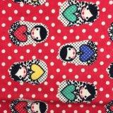 franela 100%Cotton impresa para los pijamas o los pantalones