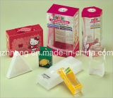 Folding su ordinazione Packaging Plastic Printing Box (contenitori di PVC)