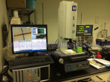 Vmm&Video que inspeciona o microscópio (MV-4030)