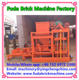 Блок бетона Hollow/Solid/Interlocking/Paving среднего размера Semi автоматический делая машину