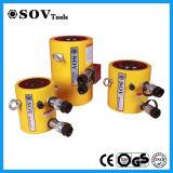 Cylindre hydraulique de double tonnage élevé temporaire de série de Clrg petit
