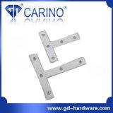 Coin galvanisé de fer de support d'étagère de Module en métal (W539)