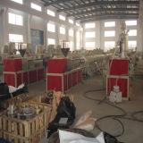 Strangpresßling-Plastikrohr-Maschine für das Produzieren DES PPR HDPE Rohres