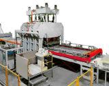 熱い出版物機械を薄板にする自動短いサイクルMelmine