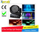 bewegliches Kopf 108PCS RGB-Farbe Mixure LED Hirsch-Licht