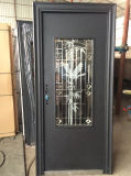 중국 단 하나 정문 디자인 강철 안전 문