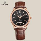 普及した男性用Quarzの腕時計の大きい日付のWindows 72131が付いている防水ブレスレットの腕時計