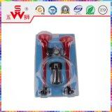 Двойной диктор рожочка воздуха ABS провода для мотоцикла автомобиля