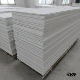 Strati di superficie solidi acrilici materiali del controsoffitto beige (61017)