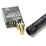 Mini transmisor original de Eachine Et200r 5.8g 40CH 200MW con Raceband para Quadcopter Multicopter