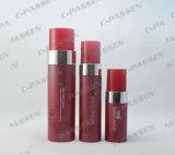 30ml 60ml 120mlHigh-End de de Rode Plastic Lotion van het Huisdier/Fles van de Nevel voor de Zorg van de Huid (ppc-Pb-038)
