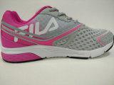 Chaussures de course de jeune modèle de rapiéçage de femmes