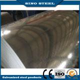 Bobine en acier galvanisée plongée chaude de paillette régulière d'ASTM