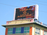 P16mm Full Color LED Display Board für Outdoor Advertizing