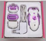 Ricaricabili elettrici di nuova rimozione infrarossa dei capelli Kemei-6810 Hot-Wire il rasoio Epilator delle donne della visualizzazione dell'affissione a cristalli liquidi dell'unità di rimozione dei capelli