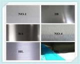 201 304ミラーはチタニウムの装飾のステンレス鋼シートをエッチングした