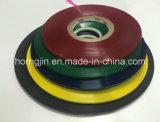 Bande métallisée de Mylar pour le film coloré d'animal familier de câble