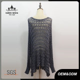 Vestito dalla signora Fashion Long Oversized Sweater