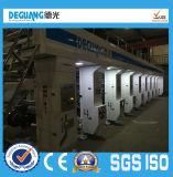 空気エネルギー暖房8colors 260m/Minの電線シャフトのグラビア印刷の印字機