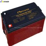 Batteria solare 12V75ah del gel del ciclo profondo di lunga vita per il sistema dell'UPS