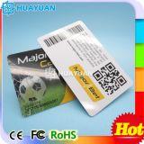 Cartões magnéticos pré-imprimidos CMYK da lealdade da sociedade de hico2705OE