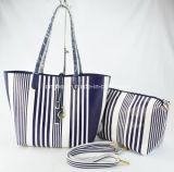 Nuove borse delle donne del progettista stampate Ss16 di arrivo (ZX226)
