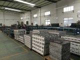 Batería de almacenaje profunda de la potencia de la batería 12V 220ah del gel del panel solar del ciclo