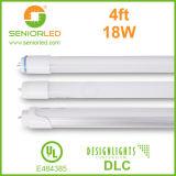 Tubo del asiático de la iluminación T8 LED del hogar y de la oficina