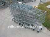 Prezzo del carrello di acquisto del supermercato del metallo