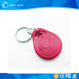 Waterproof a microplaqueta personalizada Keyfob Toreading de RFID 125kHz e a escrita