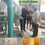 Niedriges Cost 300kg Per Hour Corn Flour Mill
