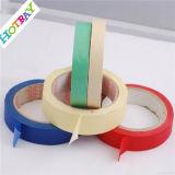 Crepe material de papel residual Sin pegamento de la cinta decoración del hogar