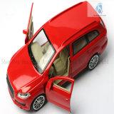 Le 1h30 a coulé l'alliage sous pression BMW et voiture modèle mesurés par bâti d'Audi