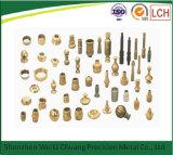 CNC алюминия CNC самого лучшего изготовления подвергая механической обработке малая часть металла