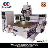 Машина маршрутизатора CNC гравировального станка CNC маршрутизатора CNC CCD Atc