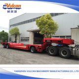 Reboque modular da suspensão hidráulica Multifunctional do caminhão de Lowbed