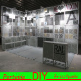 Ceramic를 위한 휴대용 Modular Trade Show Exhibition Booth Stand Design