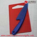 Cuchillo de corte plástico de la pizza de la torta del uso de encargo de la cocina