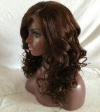 """peruca 150% cheia do laço da onda do corpo do cabelo de 26 """" Remy #4"""