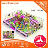 Labyrint van de Speelplaats van de Structuur van de Spelen van het Park van jonge geitjes het Zachte Vermakelijke Binnen