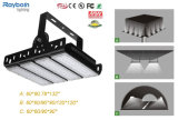 Bonne qualité Outdoor Black 200W LED Foodlight pour éclairage de tunnel