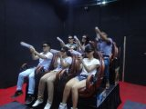 3D 5D 7D Cinema Playground Equipment 중국제