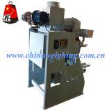 A máquina de ensaque semiautomática da válvula pneumática do pó do PVC da hélice dobro